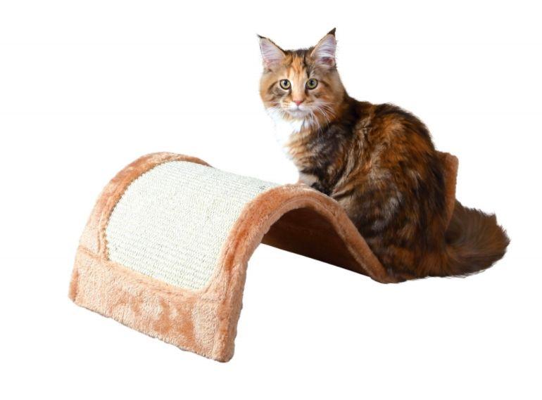 Trixie drapak leżący zabawka dla kota fala   Koty Drapaki